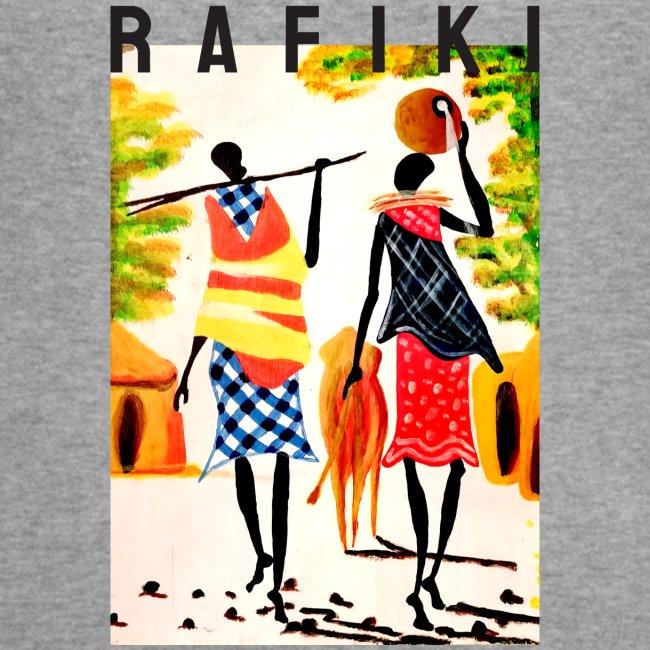 Rafiki = Friend