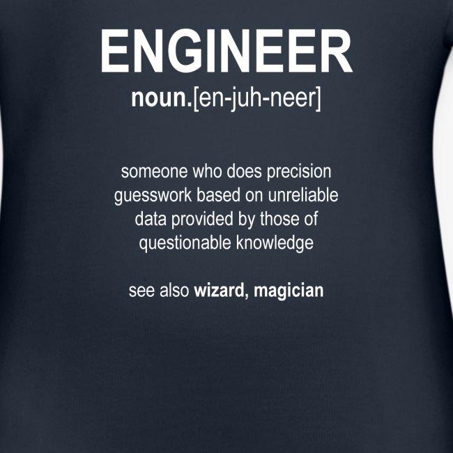 """""""Engineer"""" Def. 01"""