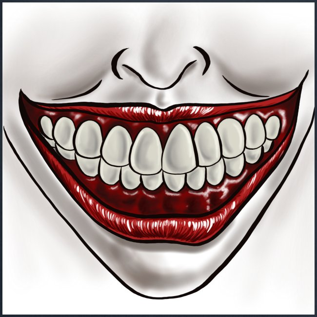 Smile Maske