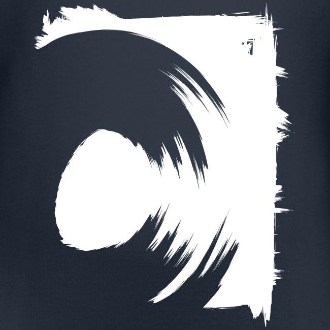 spin (white)