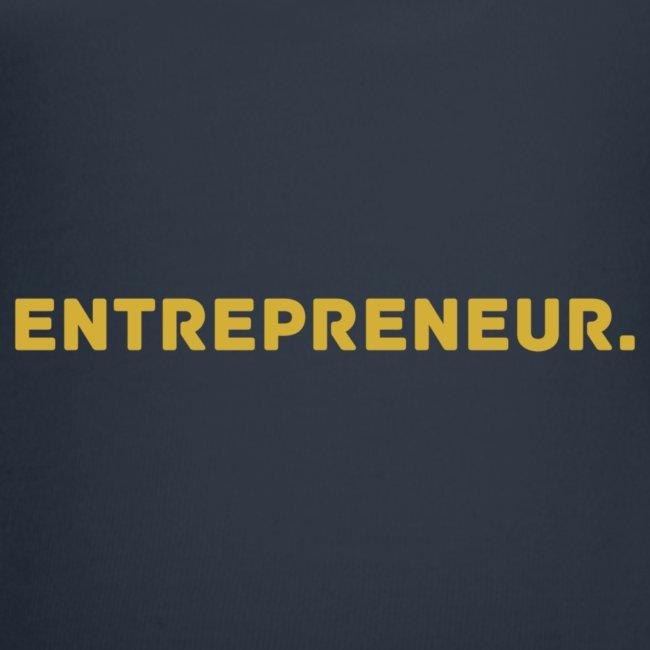 Millionaire. X Entrepreneur.