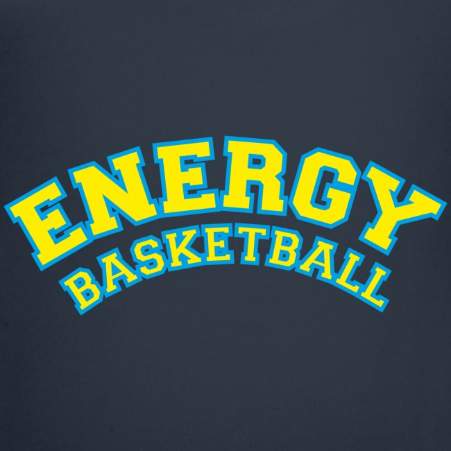eco logo energy basketball giallo