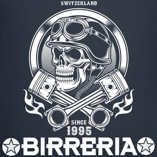 Biker Skull Piston
