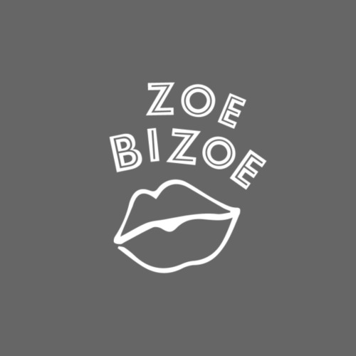 ZOE logo KUS WHITE - Body Bébé bio contrasté manches courtes