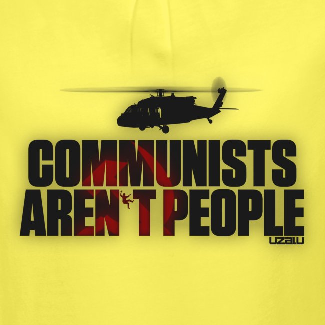 Communists aren't People