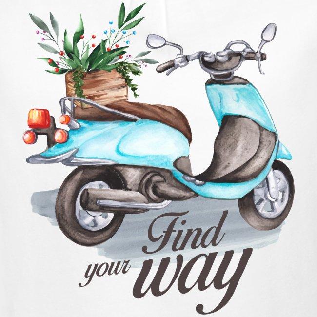 Finde deinen Weg im Leben