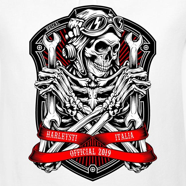 Design Ufficiale 2019 Harleysti Italia by Mescal
