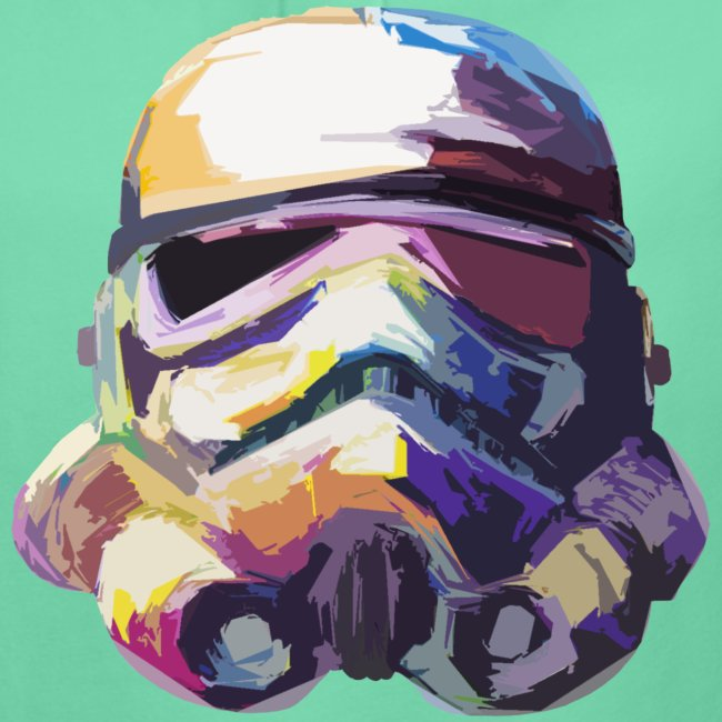 Stormtrooper with Hope