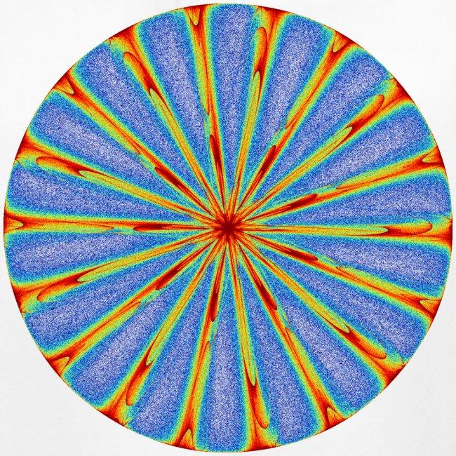 Chakra Mandala Mantra OM Chaos Star Circle 5776j
