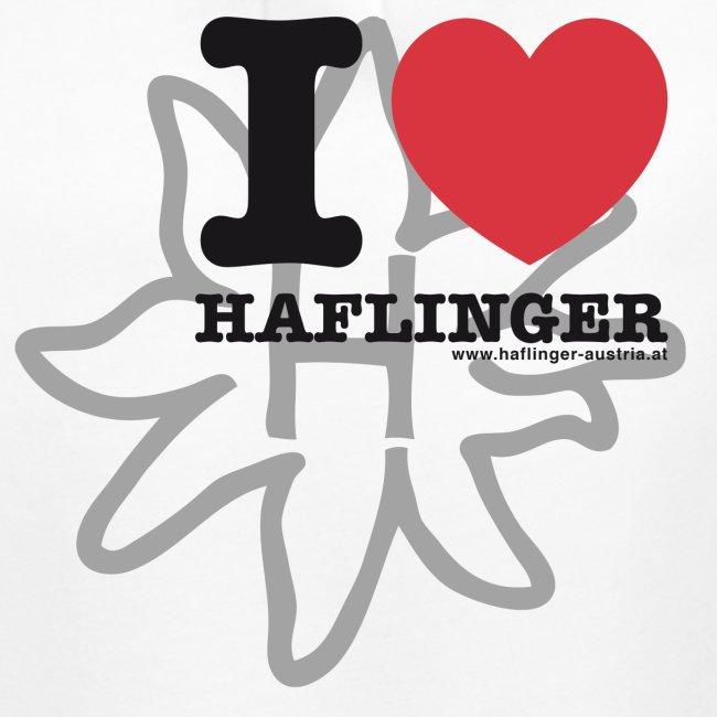 I love Haflinger