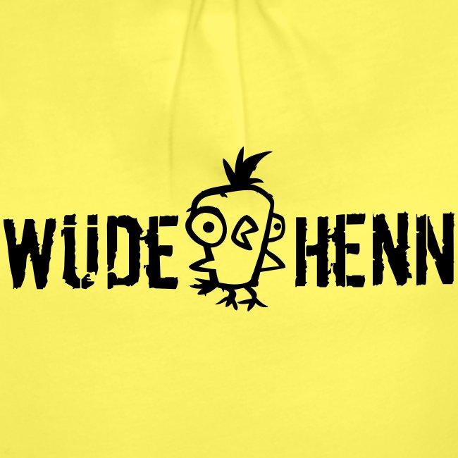 Vorschau: Wüde Henn - Mädchen-T-Shirt mit Raffungen