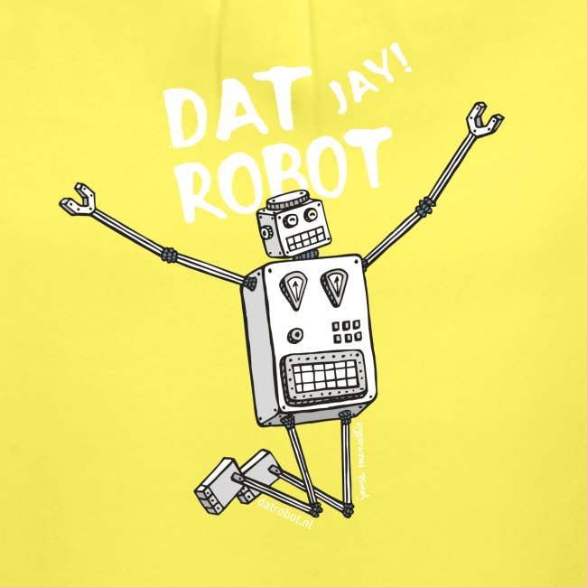 Dat Robot: The Joy of Life