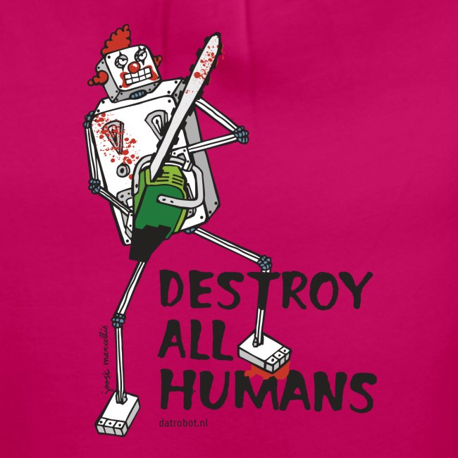 Dat Robot: Destroy Series Killer Clown Light