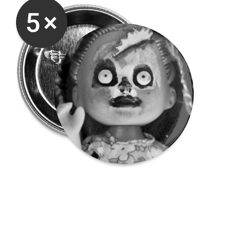 SKICE BUT TRUE - Buttons small 1''/25 mm (5-pack)