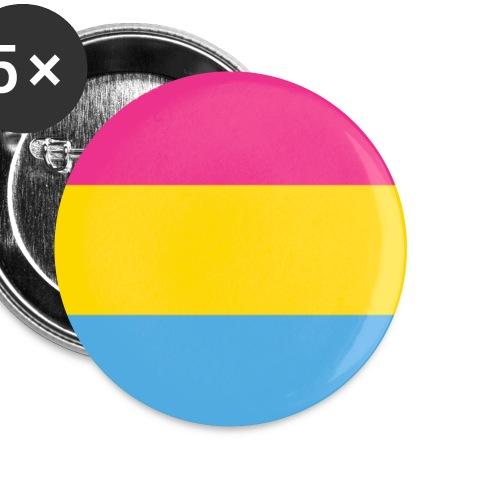 Pansexual - Rintamerkit pienet 25 mm