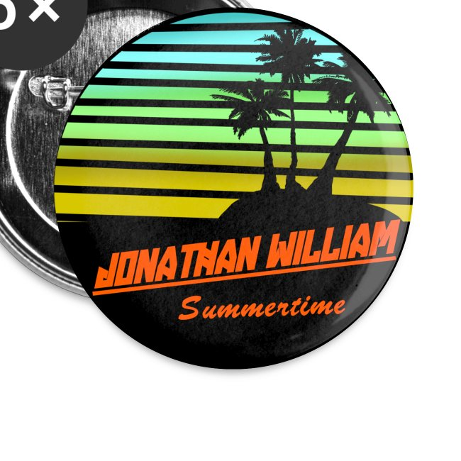 Jonathan William Summertime Extra
