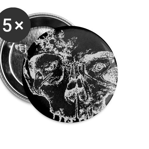 black conflict - Buttons klein 25 mm (5er Pack)