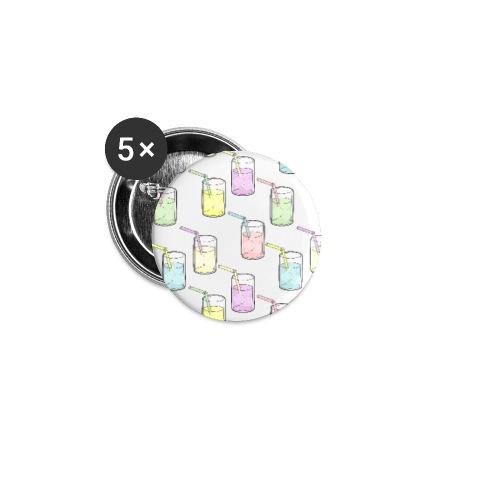 Låt oss dricka för pride - Små knappar 25 mm (5-pack)