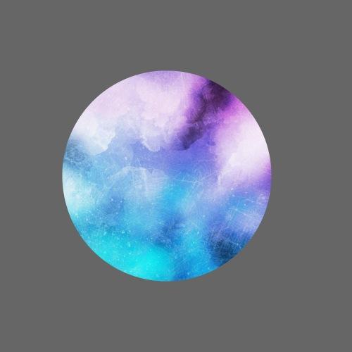 Nebulosa de Colores - Paquete de 5 chapas pequeñas (25 mm)