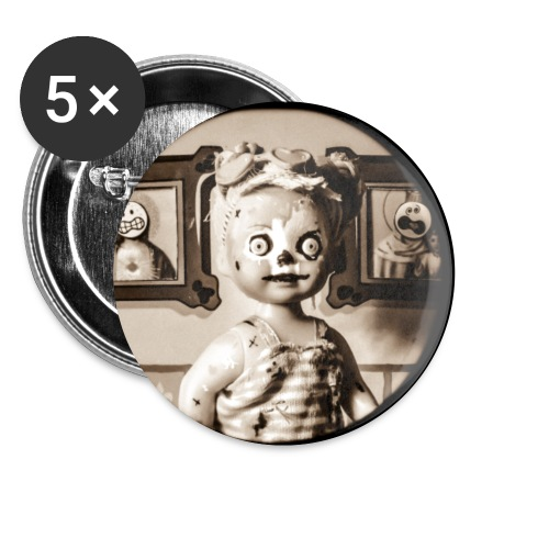 Sk1C3 - Buttons small 1''/25 mm (5-pack)