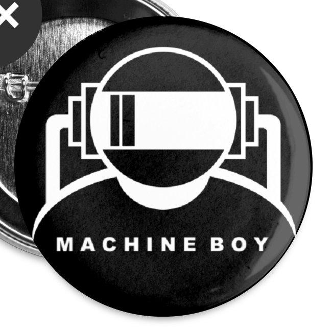 Machine Boy Black
