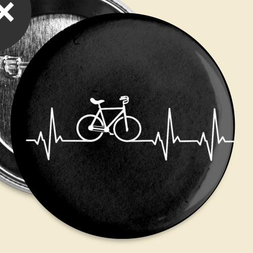 Kunstrad | Heart Monitor Maske - Buttons klein 25 mm (5er Pack)