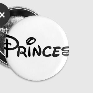 Princesse - Badge petit 25 mm