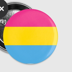 pansexual - Buttons small 25 mm
