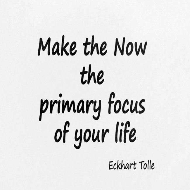 Now focus