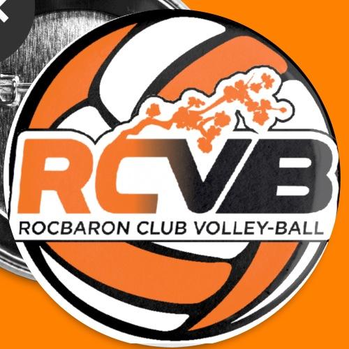 RCVB Badge - Badge petit 25 mm