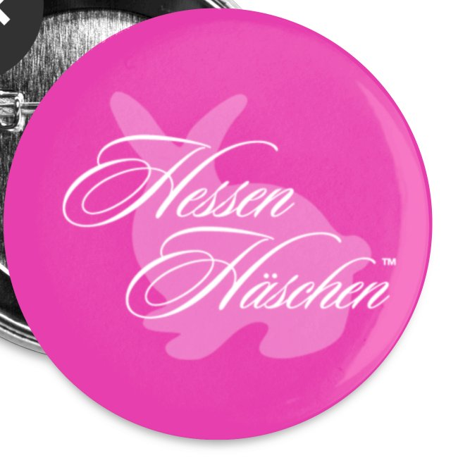 Hessen Häschen 25mm Button