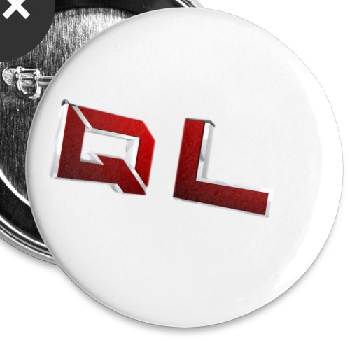 Qwetlets merchandise - Buttons small 1''/25 mm (5-pack)