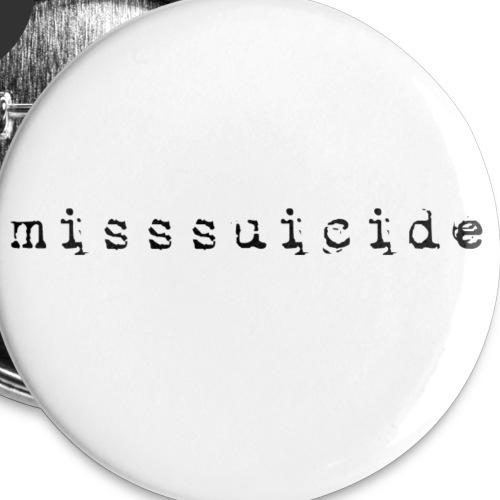 MissSuicide Logo Black