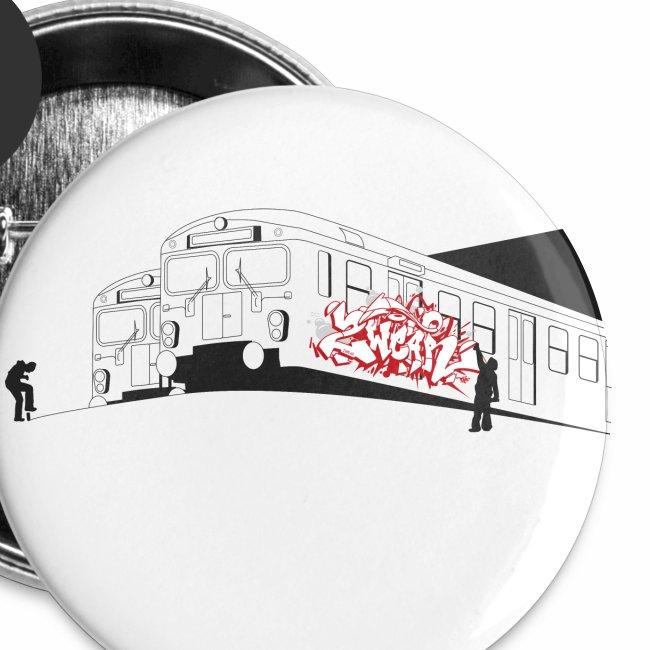 √ Throw up - 2wear graffiti trains ver02-1