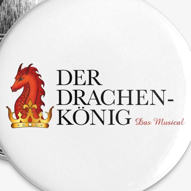 """Logo """" Der Drachenkönig """" breit"""