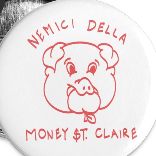 nemici della money $t. claire buttons - Buttons klein 25 mm (5-pack)
