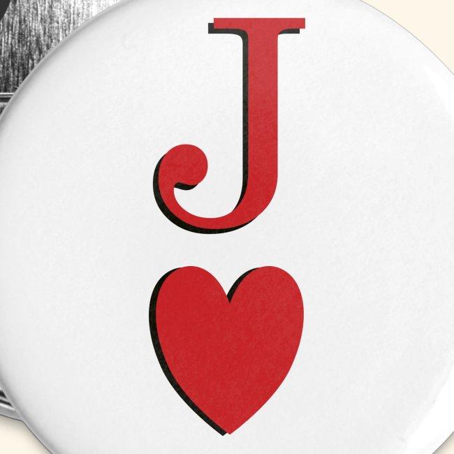 Valet de trèfle - Jack of Heart - Reveal