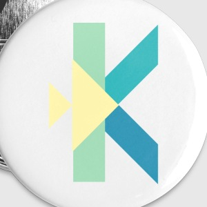 Konstantin T Music Merch - Buttons klein 25 mm