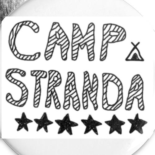 campstrandalogomedcampingmerke - Liten pin 25 mm (5-er pakke)