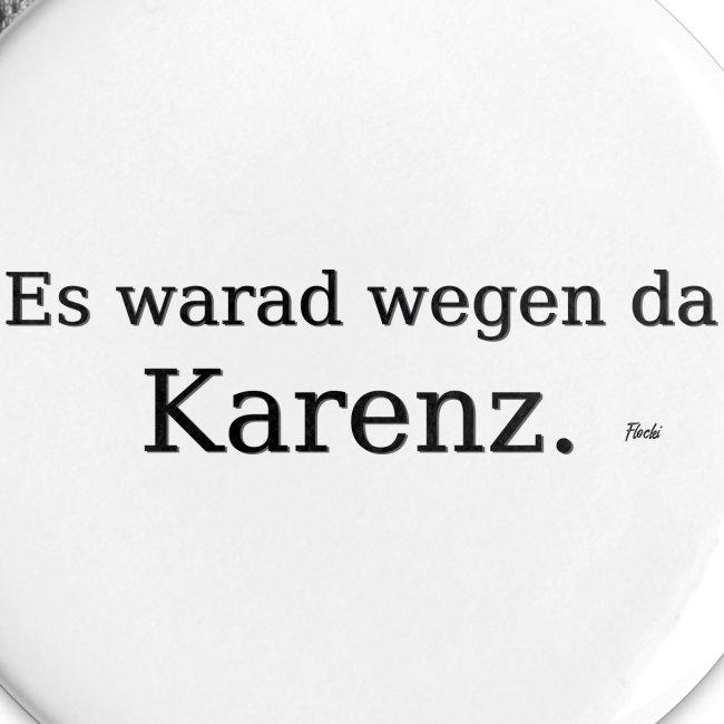 Karenz