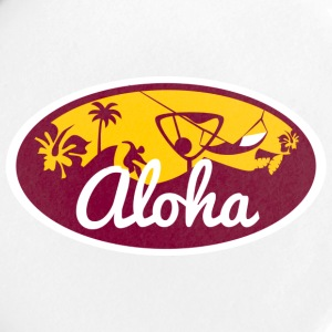 Aloha - Badge petit 25 mm