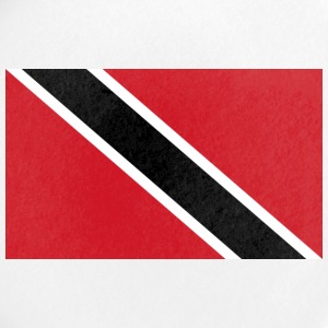 National Flag Of Trinidad And Tobago - Buttons small 25 mm
