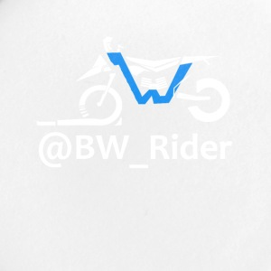 Bw_Rider - Badge petit 25 mm