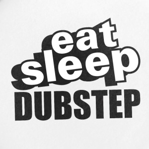 Eat Sleep Dubstep - Spilla piccola 25 mm