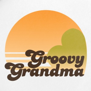 GROOVY GRANDMA - Buttons small 25 mm