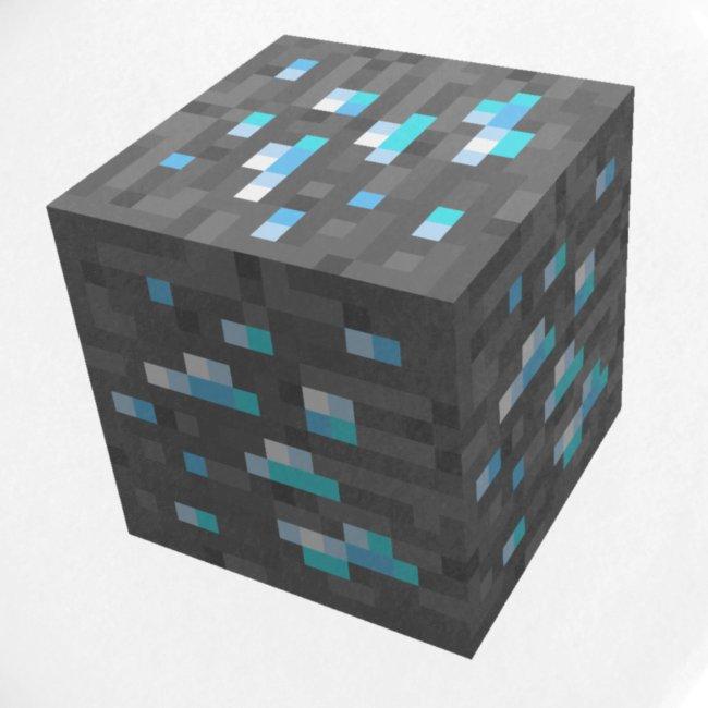 BLOCK DE DIAMANT MINECRAFT