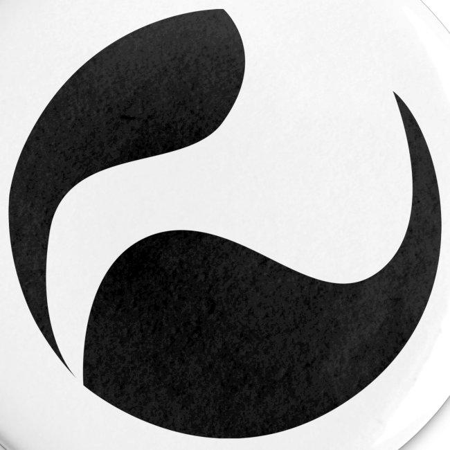 DEEPINSIDE logo ball black