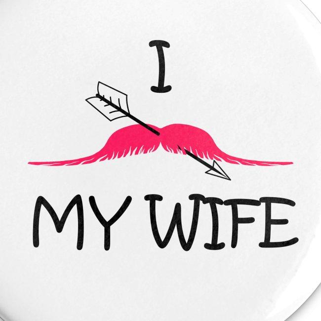 J'aime ma femme en
