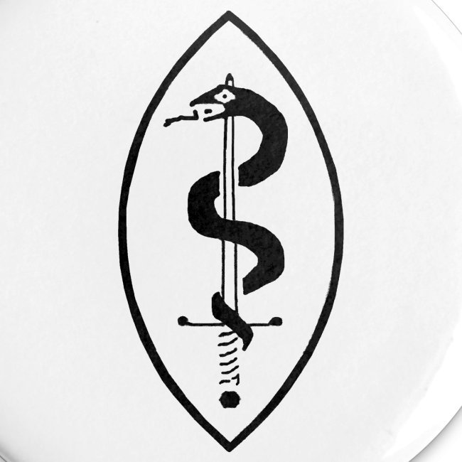 School of Mars Crest (Black)
