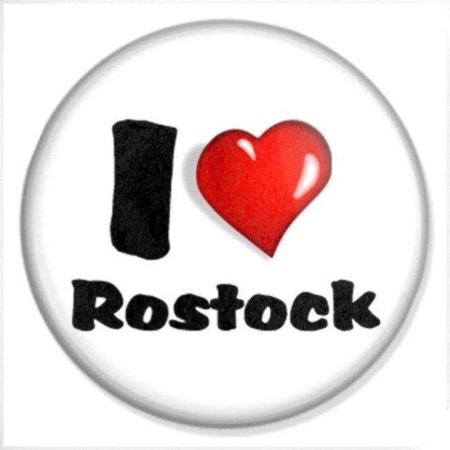 Button I love Rostock